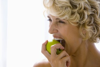 An apple a day may really be good for you.