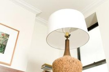 Lamps Make Ideal Decorations For A Sofa Table If You Enjoy Reading On Your  Couch.