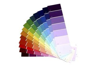 Choose a paint color that complements the exterior of your home.