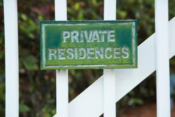 Gated communities aren't proven to increase value.