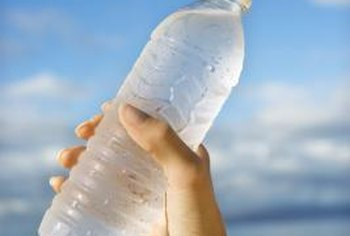 Less than 30 percent of plastic bottles are recycled (See References 1).