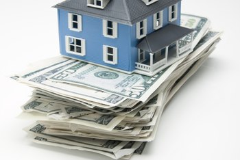 A mortgage is a lender's security interest in a borrower's home.