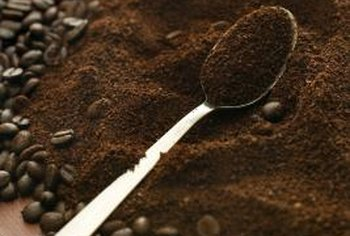 Use fresh coffee grounds in the garden, not fermented or rotten ones.
