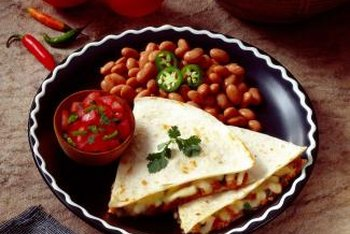 Pork-free beans add protein to a vegan diet.