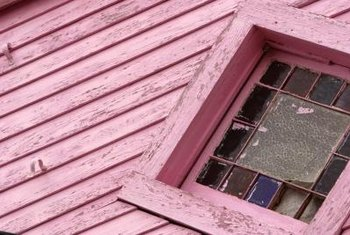 Paint protects wood siding against pests and moisture, but peels and cracks as it ages.
