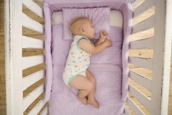 The Consumer Product Safety Commission sets the standards for crib sizes.