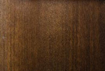 How To Paint Oak Cabinets As Faux Mahogany Home Guides