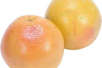 Grow your own fresh grapefruit at home.