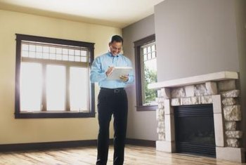 Summary appraisals for homes consist of interior and exterior inspections.
