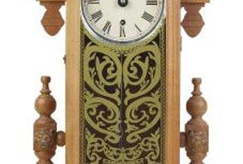 How To Wind A Pendulum Clock Home Guides Sf Gate