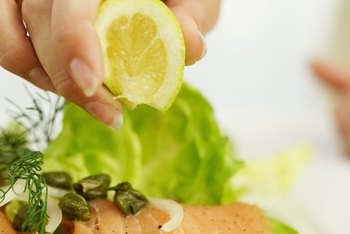 Fish such as salmon are beneficial foods for type-B people on the blood type diet.