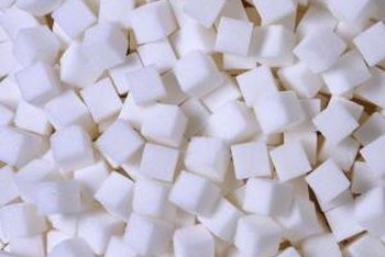 Sugar can interfere with normal brain function.