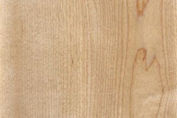 Birch resembles maple and makes an ideal countertop.