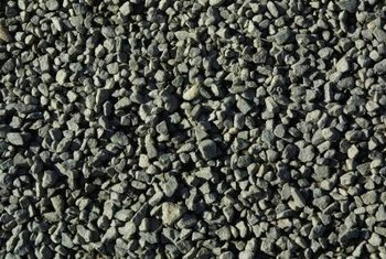 Crushed granite adds a rustic, natural look to your landscape.