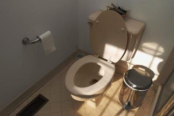 What Would Cause A Toilet To Back Up All The Time Home