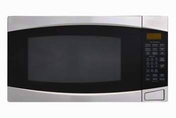 Purchase A Microwave The Same Width As Your Cabinet Space.
