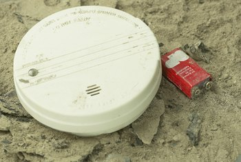 Hard-wired smoke detectors are safer than battery-operated units.
