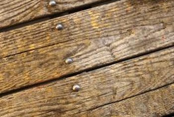 Reclaimed wood enriches your home with its history and character.
