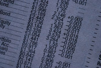 Spreadsheets can help you budget and manage data.