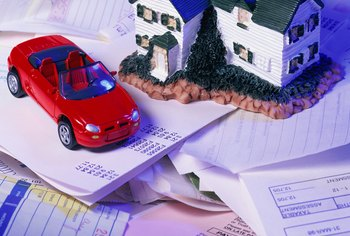 Debt and bad credit can prevent refinancing after a loan modification.