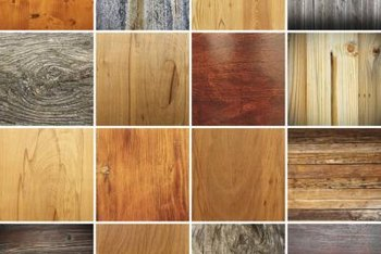 Color Schemes With Natural Wood Trim