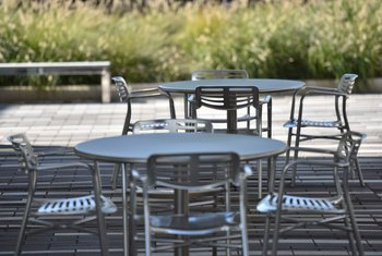 How to Redo Cast Aluminum Outdoor Furniture | Home Guides ...
