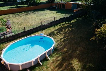 How to Level an Above Ground Swimming Pool | Home Guides | SF Gate