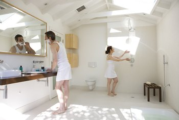 How to Design a Two Person Shower