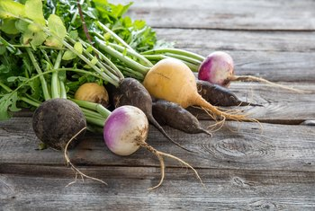 How to Cook Wax Turnips