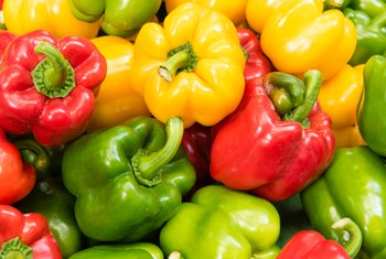 How to Grow Bell Peppers in Container Gardening