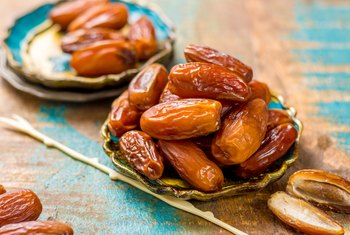 Nutrition in Medjool Dates