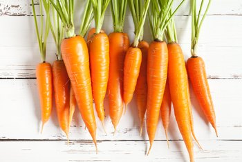 Foods High in Beta Carotene