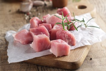 Healthy Way to Cook a Cubed Pork Steak