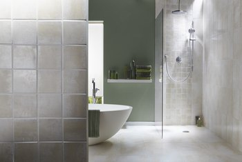How To Cover A Window Inside A Shower Stall Home Guides