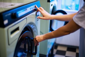How to Fix an LG Washing Machine With an LE Code | Home