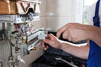 How to Prevent Scale Buildup in a Hot Water Heater Heating Element