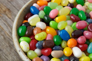 How Many Tablespoons of Sugar Are in 130 Jelly Beans?
