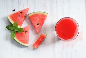 What Are the Benefits of Eating Watermelon to Lose Belly Fat?