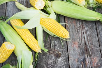 How Much Protein Is in Corn?