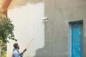 What Is The Easiest Way To Remove Old Paint From Plaster Walls