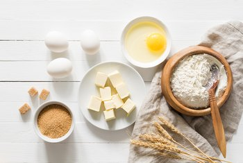 Wheat Flour Nutrients & Facts