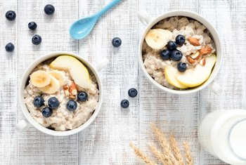 What Are the Benefits of Old-Fashioned Oatmeal?