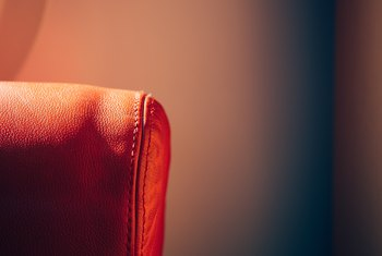 How to Repair Tears in Leather Furniture