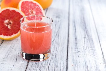 The Health Benefits of Grapefruit for Babies