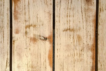 How to Fix an Uneven Stain on Refinished Wood Floors