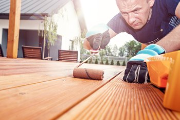 How to Fix Sticky Wood Stain