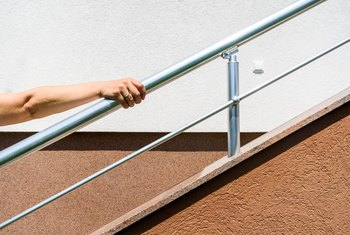 How to Fix a Stair Railing That Is Shaky