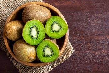 Does Kiwi Have Iron?