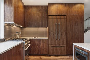The Best Easy Way To Strip Kitchen Cabinets
