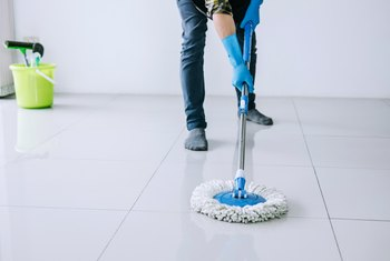 How To Buff Floors Without Using A Buffing Machine Home
